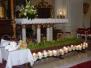 Velikonoční neděle v kostele